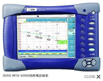 供应美国JDSU-MTS-6000光时域反射仪