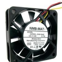 供应NMB 6015 12V 2406KL-04W-B49风扇