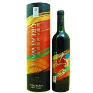 长城喝彩2008干红葡萄酒图片