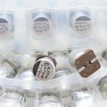 供应導电性高分子铝电解电容-荣誉电子