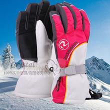 2快批发供应手套男/女款电动车手套保暖专业滑雪手套批发