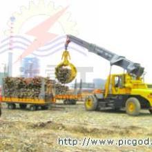 供应木材人造板行业抓料机卸车码垛机