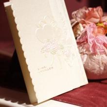 供应深圳玫瑰花生日贺卡创意定制请帖可以根据客户的要求定做批发