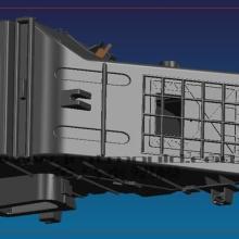 供应汽车空调模具-YS