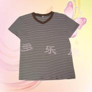 批发销售保健磁疗T恤背心彩条T恤衫图片