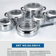 供应不锈钢厨具厂家新兴不锈钢锅