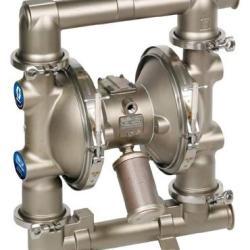 供应卫生级氣動隔膜泵