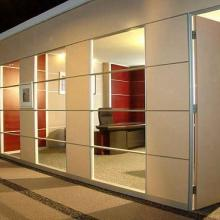 专业销售与安装玻璃隔断高隔间办公隔墙型材及成品批发
