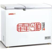 供应星星冷柜星星双温变温王顶开门冰柜BCD-291J/471J
