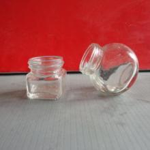 厂家直销各种调料瓶玻璃瓶