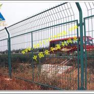 海利-框架护栏网图片