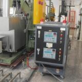 供应镁铝合金压铸用双回路模温机