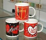 供应开封广告陶瓷杯制作