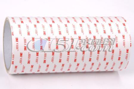 供应天津模切成型双面胶3M4930亚克力泡棉胶带