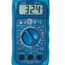 华盛昌DT-2232多功能环境测试仪带环境表功能的数字万用表图片