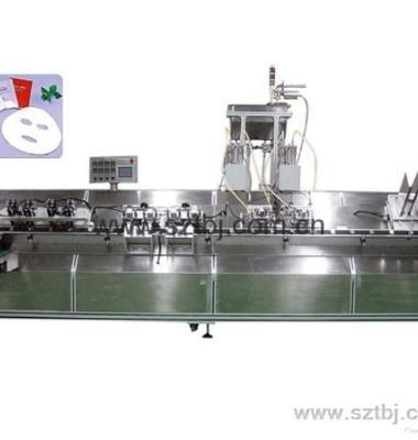 灌装封口机图片/灌装封口机样板图 (1)
