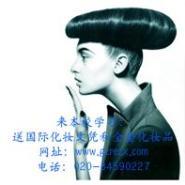 广州化妆造型学院新年柔和盛妆图片