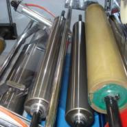 瑞安滚筒胶辊生产厂家图片