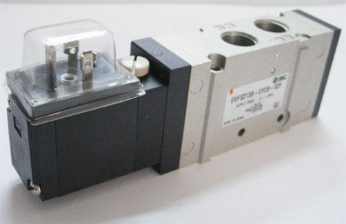 电磁阀_电磁阀供货商_供应现货smc两位五通电磁阀图片