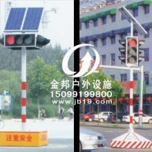 新疆太阳能中心岗式交通信号灯生产厂家,乌鲁木齐信号灯厂家