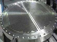 供应压力容器管板 石油压力容器专用管板