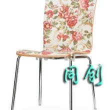 供应布艺饰面曲木快餐椅批发