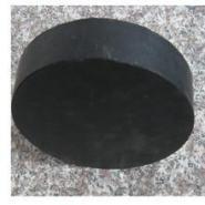 直径500厚度100橡胶支座图片