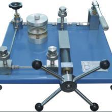供应CW8610T手动液压源压力源压力校验图片