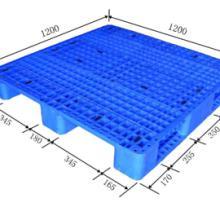 供应面粉塑料托盘,双面1412塑料托盘厂家,码垛托盘图片
