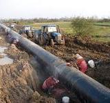 民乐县燃气顶管,污水管道,就找胜越管道各种顶管工程,