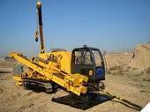 临泽县西安非开挖顶管专业顶管施工图片