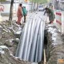 甘谷县非开挖顶管专业顶管施工图片