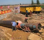 北京非开挖顶管施工非开挖施工队图片
