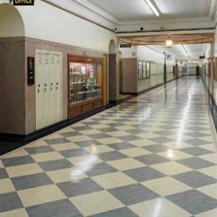 万盛区办公室PVC地板图片