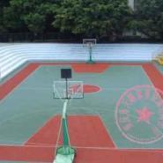 重庆华宇地产网球场地施工单位图片