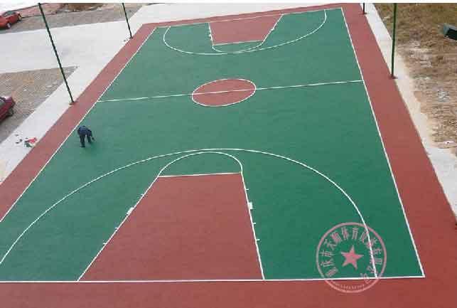 供应江津区塑胶羽毛球场施工,云阳县硅PU网球场造价,重庆 篮球场施工