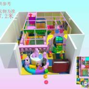 长寿区室内儿童游乐园安装厂家图片