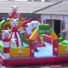 供应潼南县最便宜的充气玩具,大足县户外儿童充气城堡,重庆玩具生产制造商图片