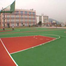 供应城口县硅PU篮球场施工※重庆塑料组合滑梯※渝北区社区健身器材球场地面制作价格最低图片