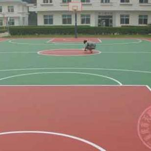渝中区硅PU网球场专业制作图片