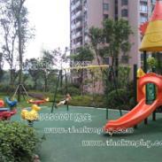九龙坡区大型秋千滑梯玩具图片
