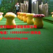 重庆大足县人造草坪图片
