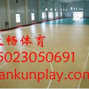 奉节县室内PVC地板篮球场图片