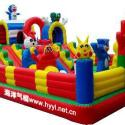 重庆儿童充气玩具生产订做图片
