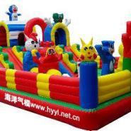 铜梁县2014年新款儿童充气城堡图片