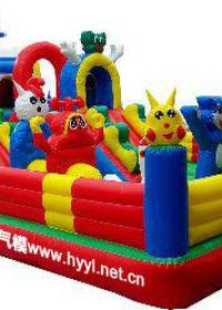 供应重庆充气堡,儿童大型玩具,室内游乐园设备,重庆美奇游乐公司