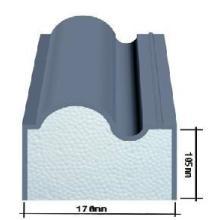 供应广州EPS线条,EPS外墙装饰线条怎么安装,广州EPS成品装饰线条价格