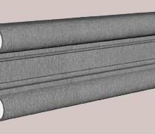 供应EPS外墙装饰线,广东最大EPS装饰线条生产厂家