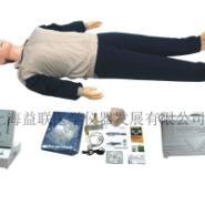 高级全身心肺复苏训练模拟人图片