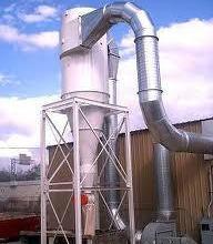 供应空气除尘旋风除尘环保通风集尘器批发